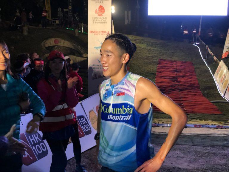 2019 Vibram Hong Kong 100k - Jiasheng Shen