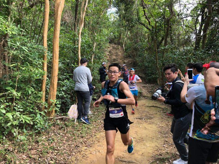 2019 Vibram Hong Kong 100k - Jing Liang - Long-Fei Yan