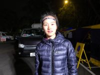 Yangchun Lu, 2019 Vibram Hong Kong 100k Champion, Interview