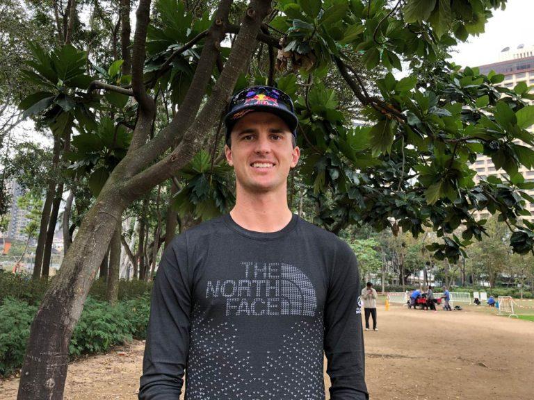 Dylan Bowman - 2019 Vibram Hong Kong 100k