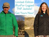 The iRunFar TNF Thermoball Jacket Is Back! (Now in stock)