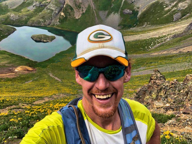2018 Hardrock 100 - Bryon Powell - Bill Dooper - Island Lake
