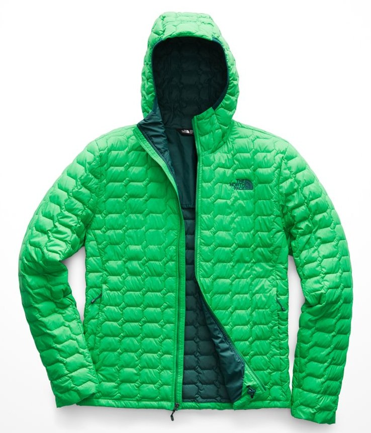 2019 TNF Thermoball Hoody - men's primary green