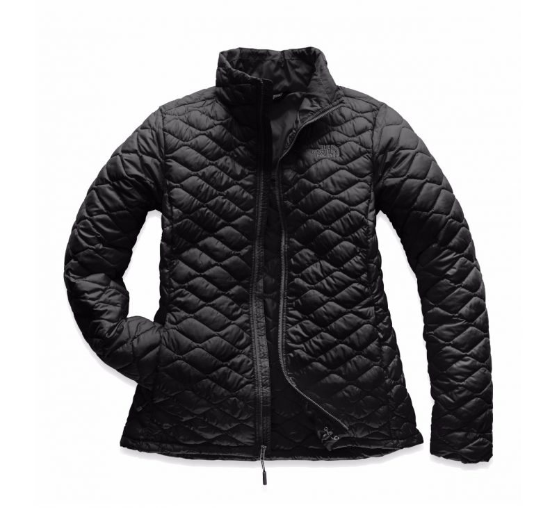 2019 TNF Thermoball Jacket - women's matte black