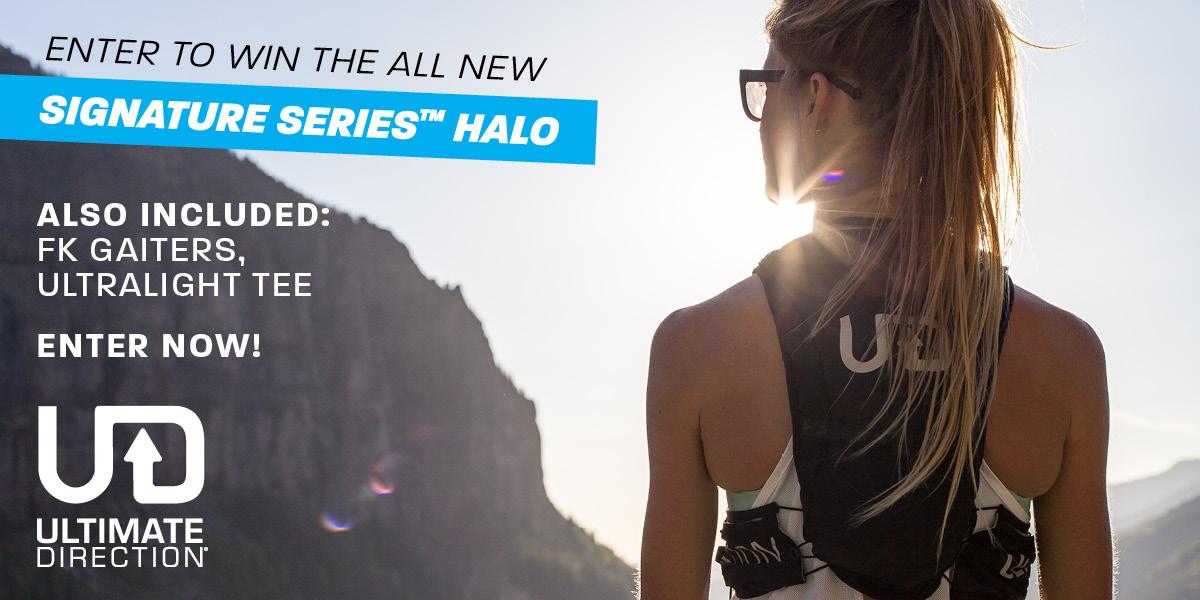 Ultimate Direction Halo Vest contest