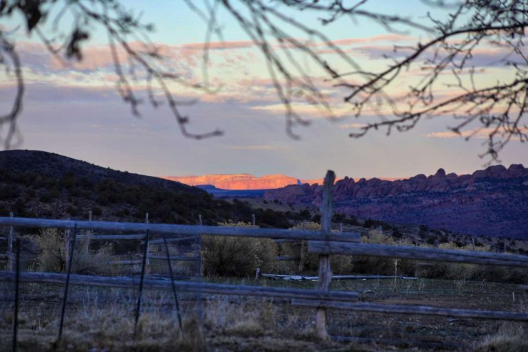 Pack Creek Sunrise - March 2019