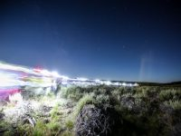 A How-To for Trail Running at Night