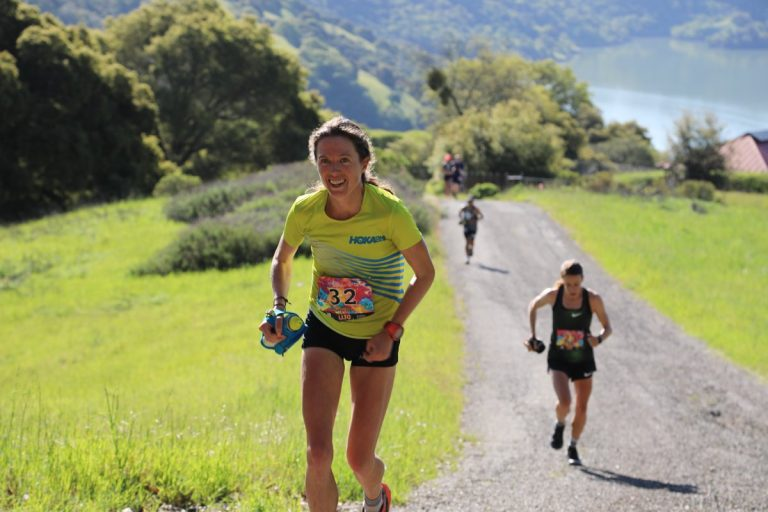 2019 Lake Sonoma 50 Mile - Anna Mae Flynn - Addie Bracy - YiOu Wang