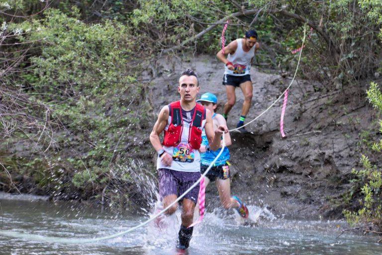 2019 Lake Sonoma 50 Mile - Seb Spehler - Jared Hazen - Tom Evans