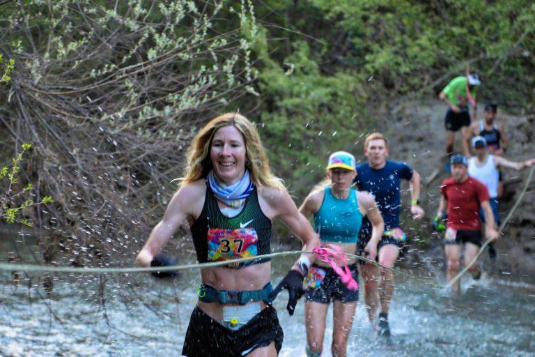 2019 Lake Sonoma 50 Mile - Camile Herron - Amber Zimmerman