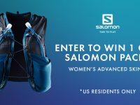 Salomon Women's Advanced Skin 8 Giveaway (US Only)