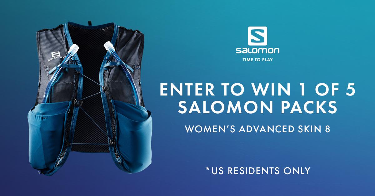 Hydration - Salomon Advanced Skin 8