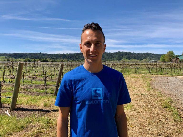 Sébastien Spehler - 2019 Lake Sonoma 50 Mile