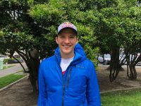 Tom Evans Pre-2019 Lake Sonoma 50 Mile Interview