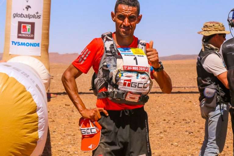 Rachid El Morabity 2019 Marathon des Sables