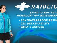 RaidLight HyperLight MP+ Waterproof Jacket Giveaway (US only)