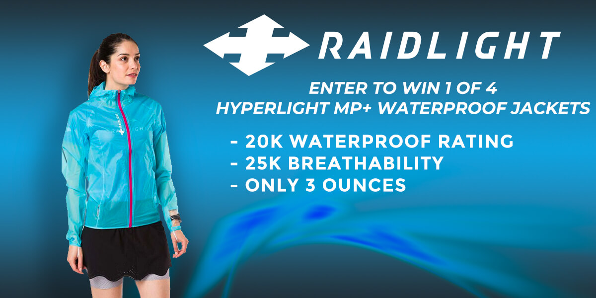 RaidLight HyperLight MP+ Waterproof Jacket Contest