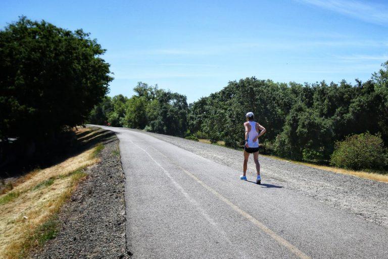 Jim Walmsley - 2019 50 Mile World Record - After Finish