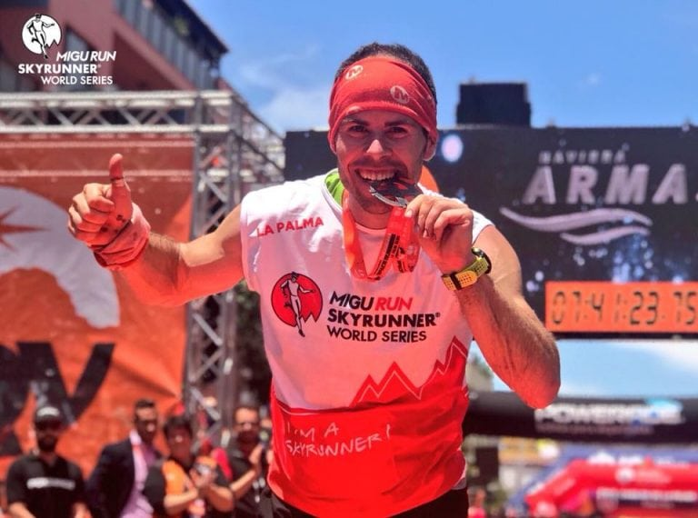 Pere Aurell - 2018 Transvulcania Champion