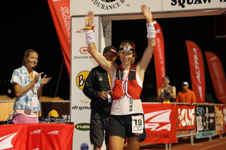 2019 Western States 100 - Beth Pascall