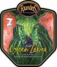 Founders Brewing Green Zebra gose