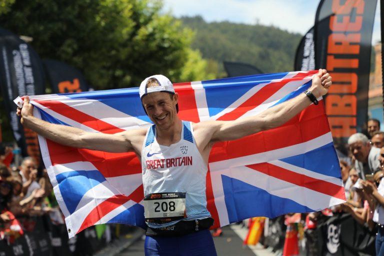 2019 Trail World Championships - Jonathan Albon