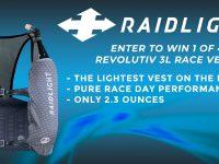 RaidLight Revolutiv 3L Race Vest Giveaway (U.S. only)