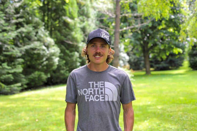 Zach Miller - 2019 UTMB