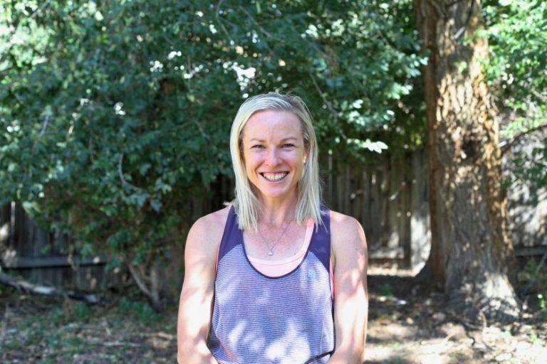 2019 Pikes Peak Marathon - Meg Mackenzie