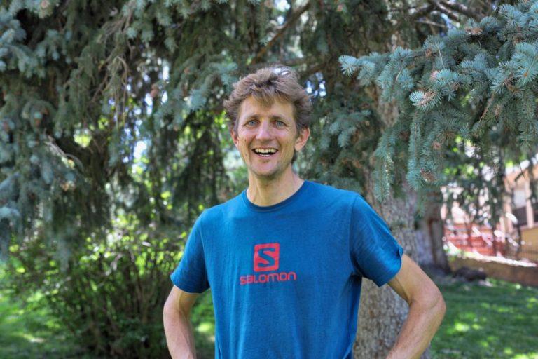2019 Pikes Peak Marathon - Marc Lauenstein