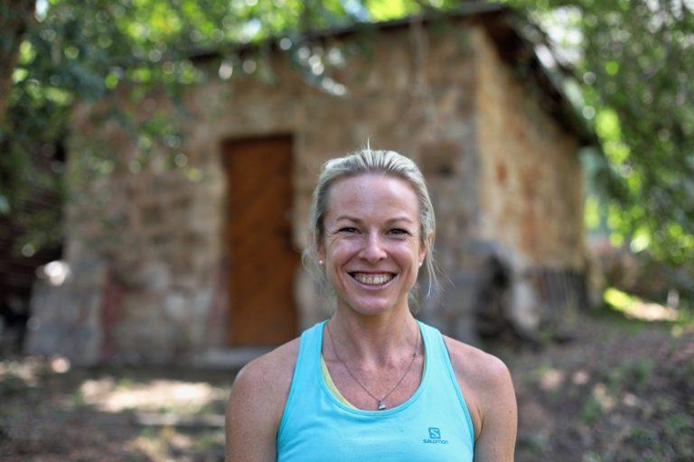 Meg Mackenzie - 2019 Pikes Peak Marathon