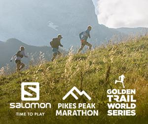 2019 Pikes Peak Marathon - Golden Trail Series