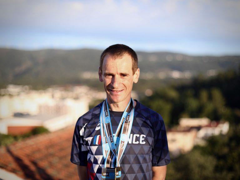 Julien Rancon Post-2019 Trail World Championships