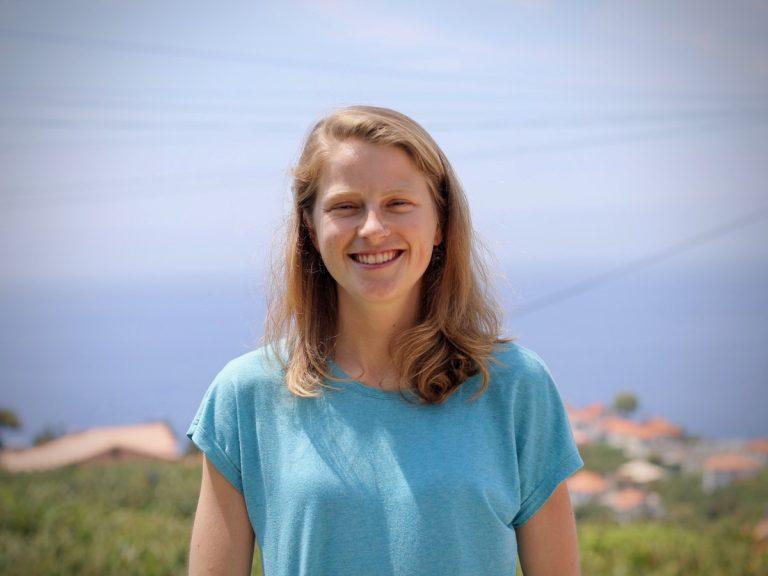 Katie Schide Pre-2019 Madeira Island Ultra-Trail