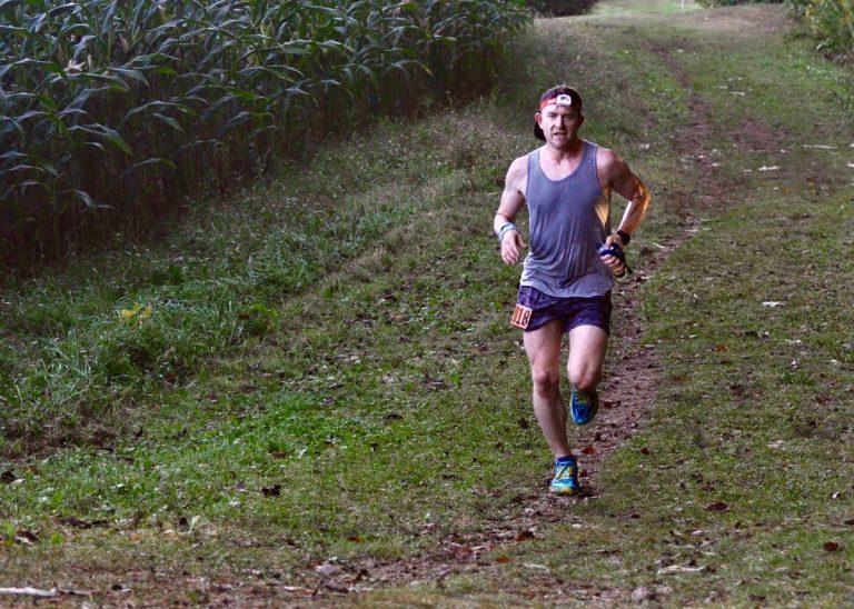 Brian Burke - 2019 TARC Fall Classic 50 Mile