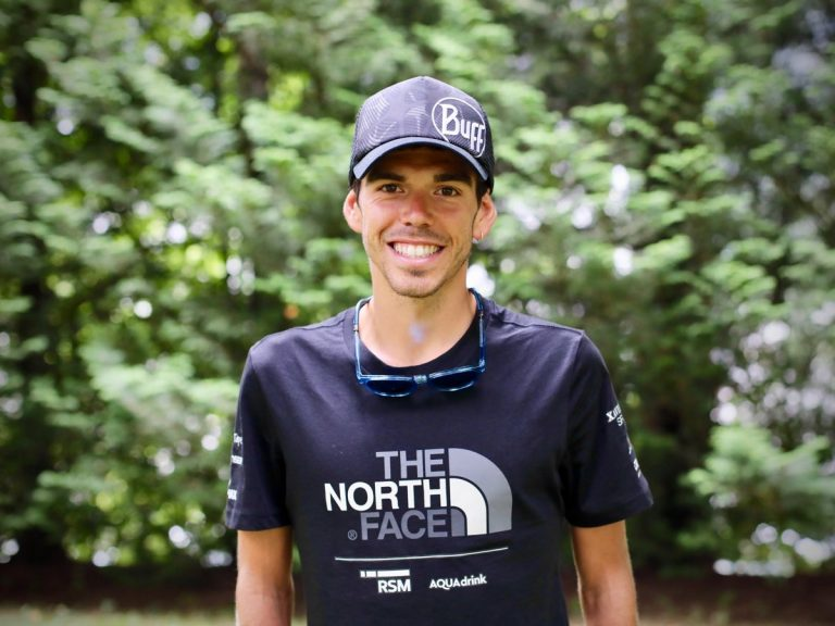 Pau Capell - 2019 UTMB champion