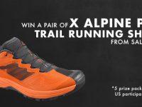 Salomon X Alpine Pro Giveaway (US Only)