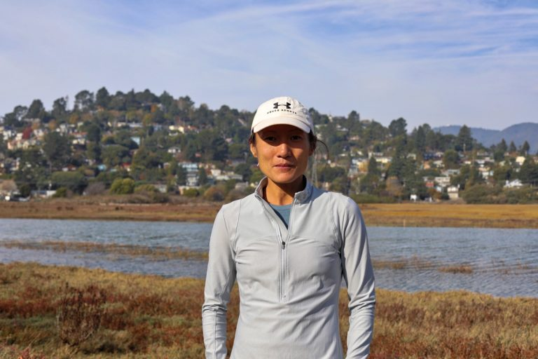 YiOu Wang - 2019 TNF 50