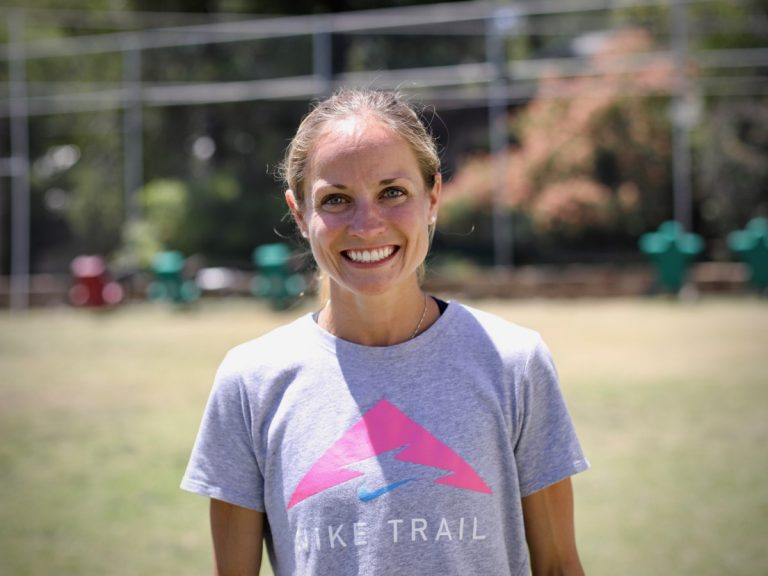 Brittany Peterson - Post 2019 Western States 100