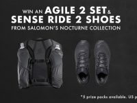 Salomon Nocturne Collection Giveaway (US Address Required)