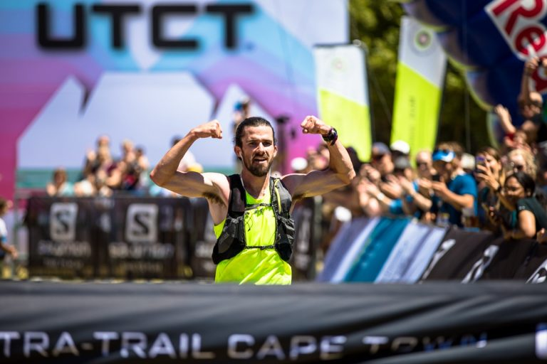 Cody Reed - 2019 Ultra Trail Cape Town