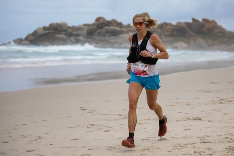 Beth Pascall - 2019 Ultra Trail Cape Town