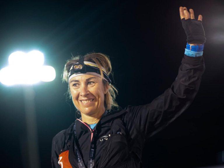 Francesca Canepa - 2019 Oman by UTMB 130km