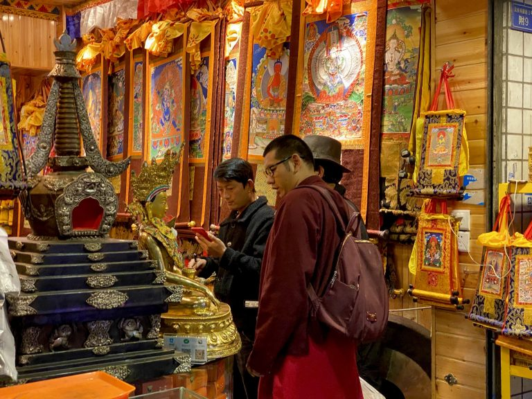Monk - Little Lhasa