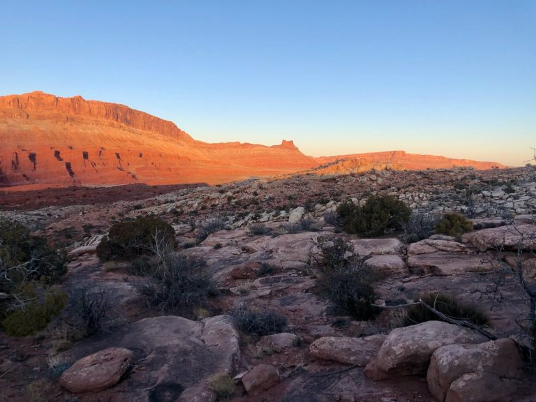 Moab Utah - February 2020