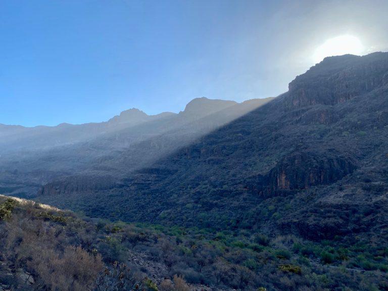 Gran Canaria long run
