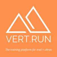 Vert Run - orange small