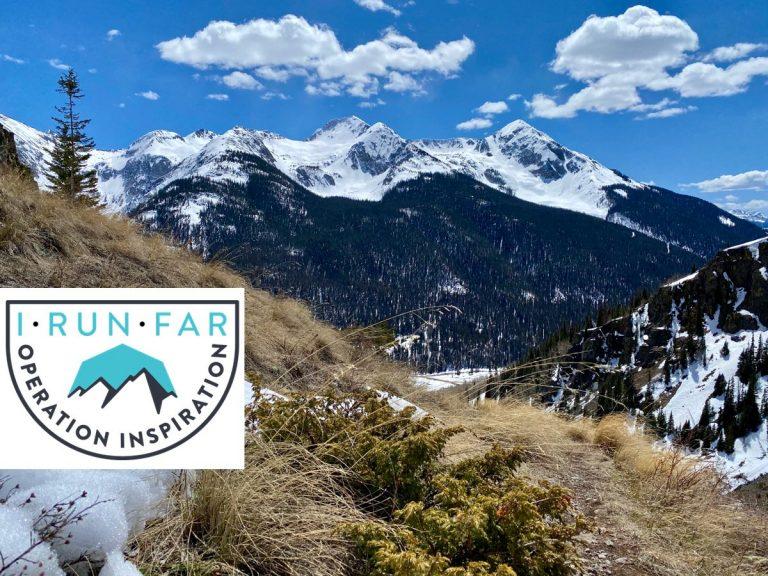 Operation Inspiration - Boulder Gulch April 2020