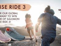 Salomon Sense Ride 3 Giveaway