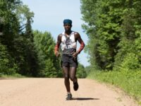 Meet Coree Woltering: On His Ice Age Trail FKT and Diversity